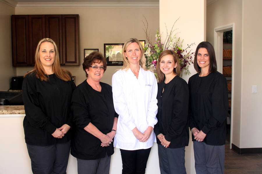 Dr. Grillo DDS and staff in Claremont